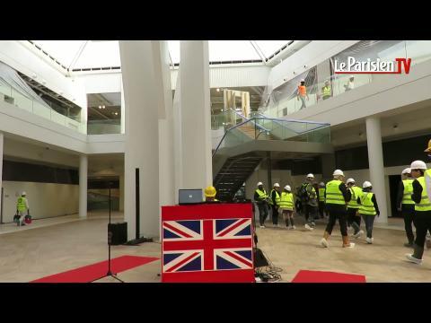 Arras ouverture du nouveau centre commercial auchan sur - Boutique orange beauvais ...