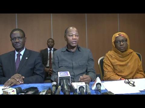 Burkina: la médiation internationale demande une transition civile