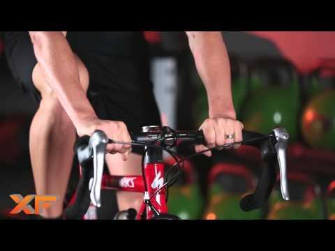 Cycling Hand Positions by XF