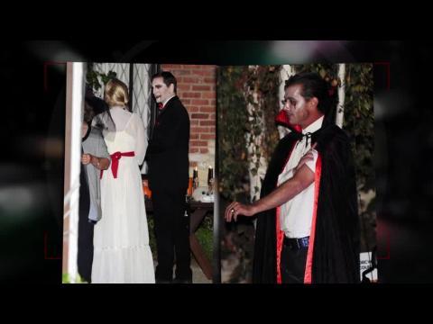 Les stars font peur à la soirée d'Halloween de Kate Hudson