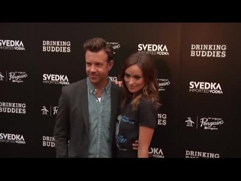Olivia Wilde et Jason Sudeikis attendent leur premier enfant