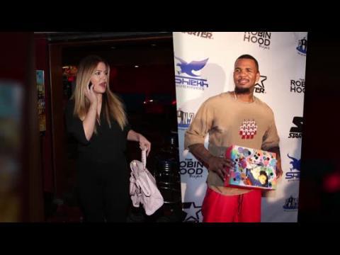 Khloe Kardashian met le feu aux rumeurs de romance avec The Game