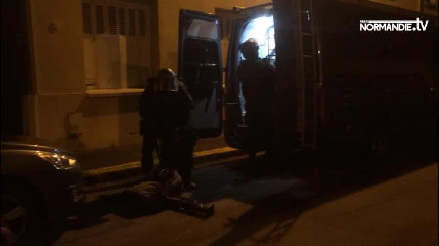 Un forcené arrêté par les hommes du GIPN près de Rouen