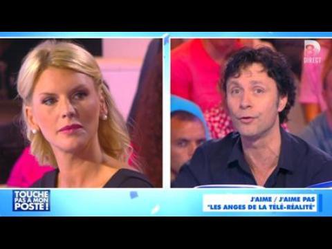 Christophe Carrière clash Amélie Neten - ZAPPING PEOPLE DU 13/05/2015