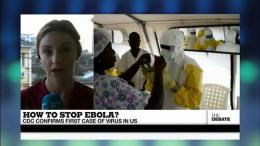 How to stop Ebola: Centers for Disease Control confirms first case of virus in US (part 2)