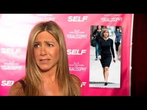 Comment Jennifer Aniston s'est préparée pour son rôle de strip-teaseuse