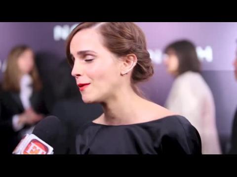 Emma Watson dit qu'elle a hâte de voir comment elle va vieillir