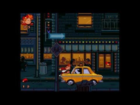 GK Live rétro jeux BD sur Super Nintendo part 1