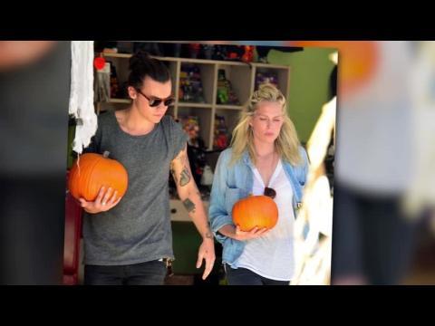 Harry Styles à Los Angeles avec Erin Foster