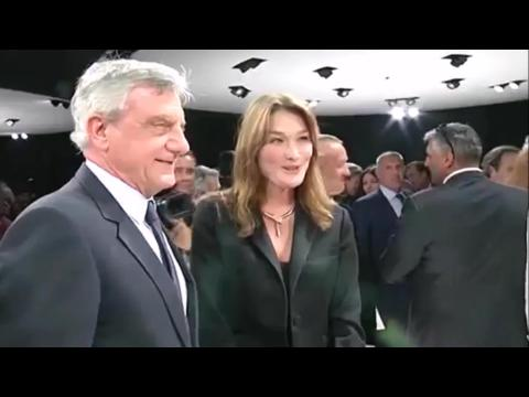 Carla Bruni-Sarkozy : Une autre opération de la mâchoire prévue en avril ?