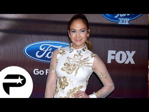Jennifer Lopez sublime pour la finale de American idol