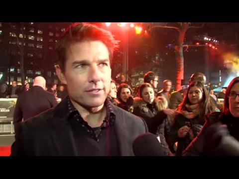 Tom Cruise et Katie Holmes ne se parlent pas
