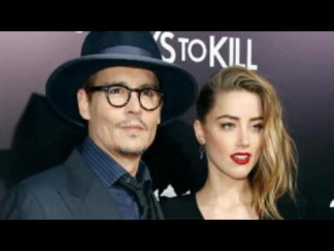 Johnny Depp et Amber Heard déjà mariés !