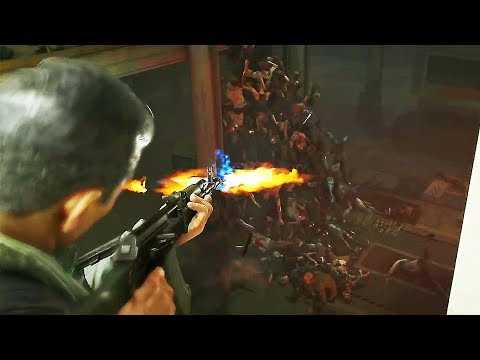 """WORLD WAR Z """"The Undead Sea"""" Gameplay Trailer (2019) PS4 / Xbox One / PC Zombie Game"""