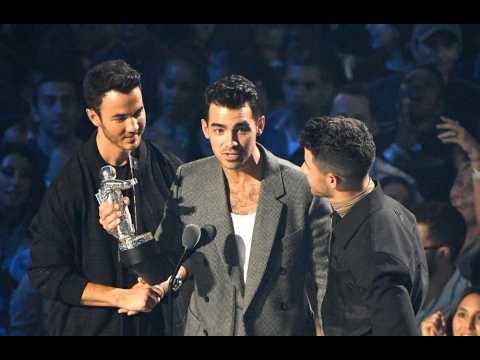 Jonas Brothers make triumphant return to MTV VMAs after 11 years
