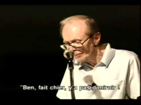 Hubert Selby Jr, 2 ou 3 choses... - Extrait 1 - VO - (1999)