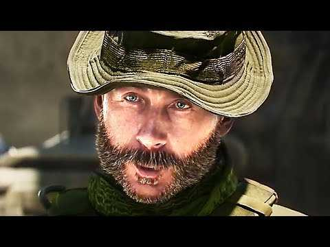 "CALL OF DUTY MODERN WARFARE ""Story"" Trailer (2019) PS4 / Xbox One / PC"