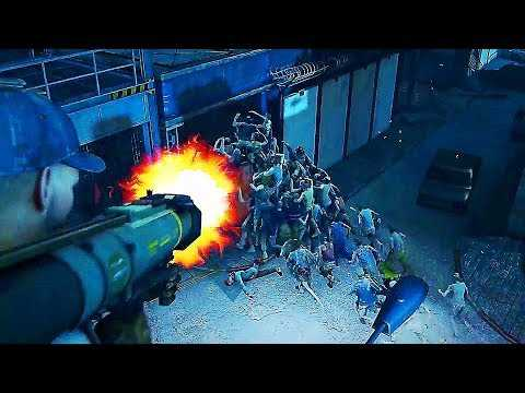 WORLD WAR Z Gameplay Trailer (2019) PS4 / Xbox One / PC Zombie Game