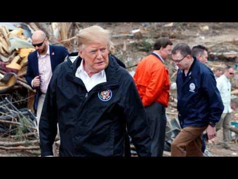 Senators Make Full Court Press To Get Trump To Sign Off On Disaster Relief Bill