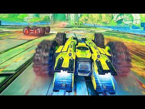 "GRIP COMBAT RACING ""Team Mode Update"" Gameplay Trailer (2019) PS4 /Xbox One / PC"