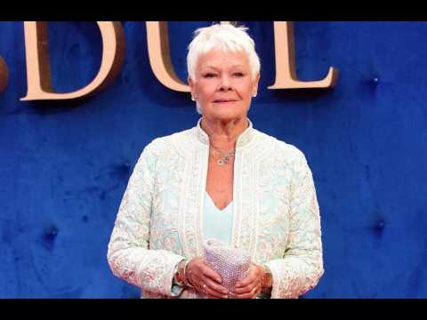 Dame Judi Dench slams 'cruel' dog meat festival
