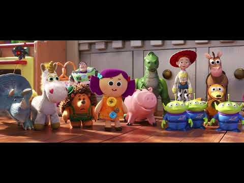 TOY STORY 4 | Meet Forky - Clip | Official Disney Pixar UK