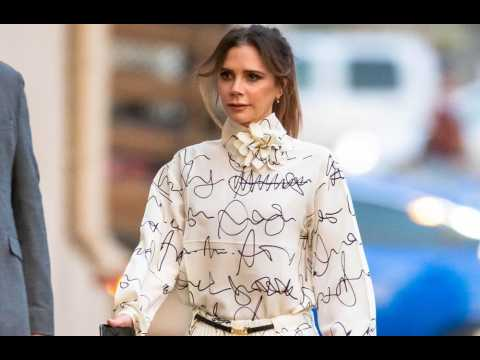 Victoria Beckham wants her beauty line to be 'a brand of the future'