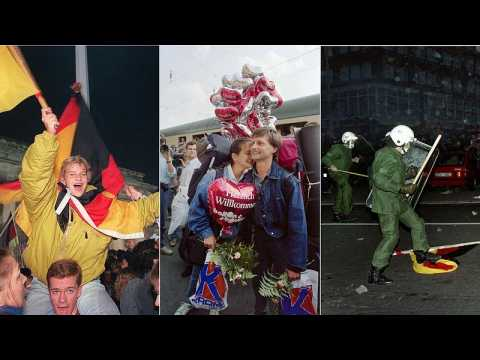 Thirty years after the fall of the Berlin Wall, how unified is Germany?