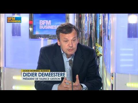 Conseil européen : Didier Demeestere - 14 mars - BFM : Good Morning Business
