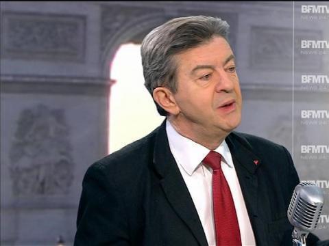 """Jean-Luc Mélenchon: """"le Front de gauche va déposer des amendements"""" - 02/04"""