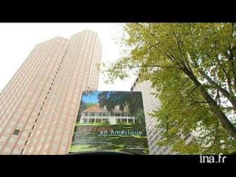 Ron Katz et Arielle de la Tour d'Auvergne : La France en Amérique
