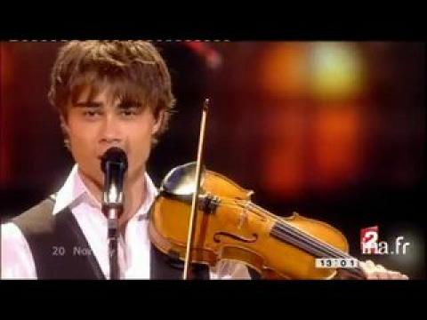 Eurovision : victoire d'Alexander Rybak