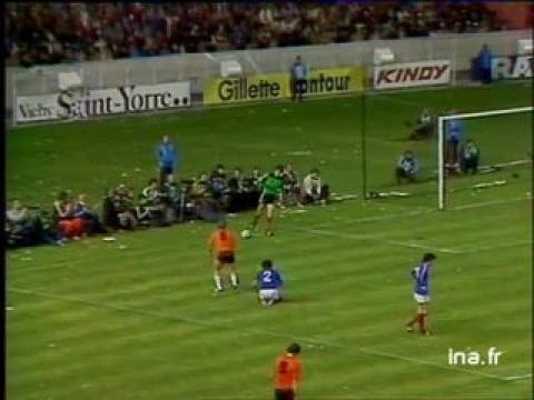 Football : France-Pays Bas