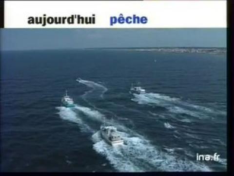 AUJOURD'HUI/PECHE/RETOUR THONIERS ILE D'YEU