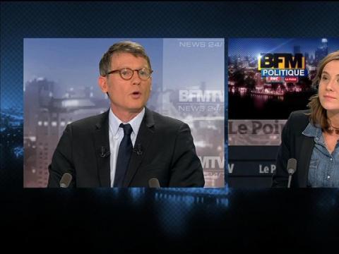 BFM Politique : l'interview de Vincent Peillonpar Charlotte Chaffanjon - 24/02