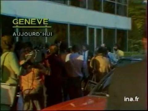 Liban : Genève + Joumblatt
