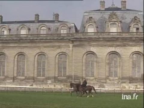 Chantilly, dernière course ?