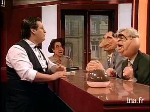 Le bar du bébête show : [émission du 9 Mars 1995]