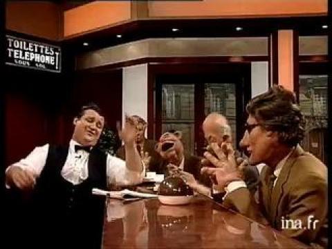 Le bar du bébête show : [émission du 22 mars 1995]