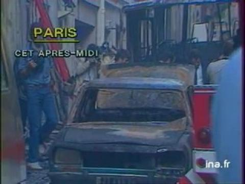 Attentat ambassade Irak
