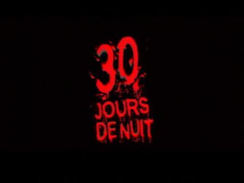 30 é jours à de nuit