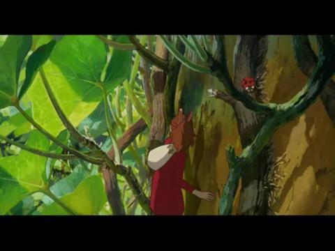 Arrietty le petit monde des chapardeurs - Bande annonce VF