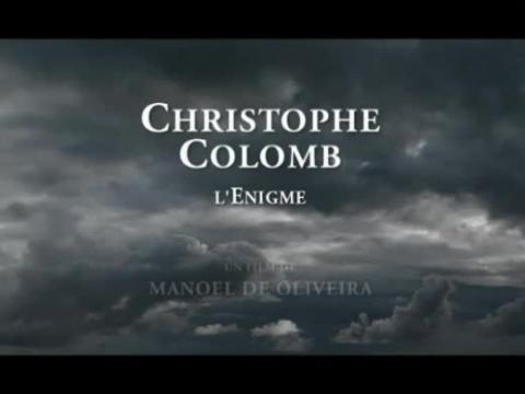 Christophe Colomb, l'énigme - Bande annonce VOSTFR