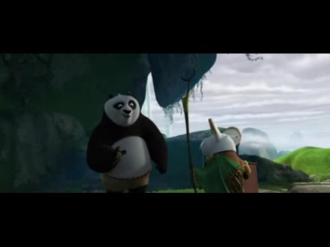 Kung Fu Panda 2, en 3D