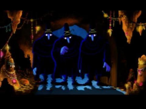 Les Trois Brigands - Bande-annonce VF