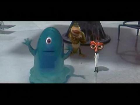Monstres contre Aliens, 3D