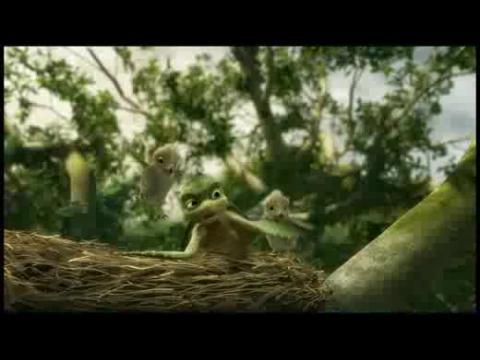 Le Voyage extraordinaire de Samy, en 3D - Bande-annonce VF