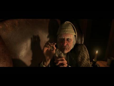 Le Drôle de Noël de Scrooge, en 3D