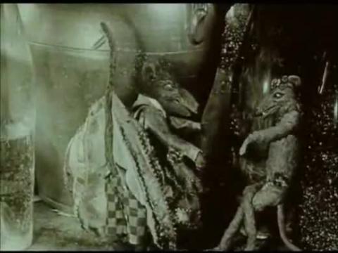 Les Fables de Starewitch, d'après la Fontaine