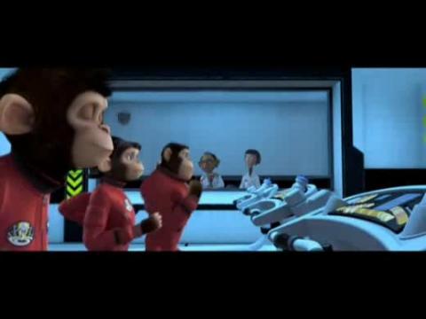 Les Chimpanzés de l'espace - Bande-annonce VF